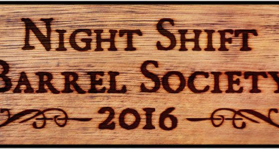 Night Shift Brewing 2016 Barrel Society