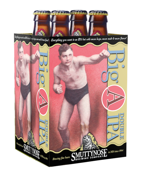 Smuttynose Big A IPA 4 Pack