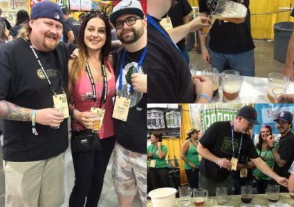 The Full Pint GABF 2015 Nite 1
