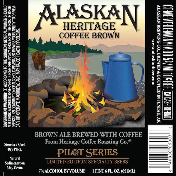 Alaskan Heritage Coffee Brown