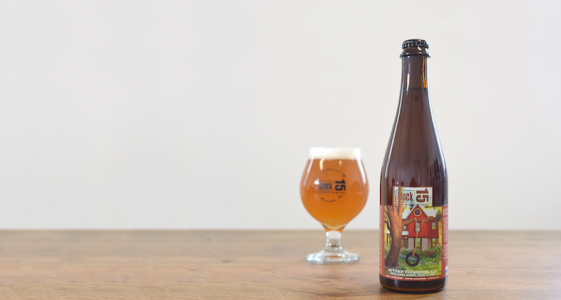 Block 15 Autumn Farmhouse Ale