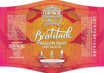Council Beatitude Passion Fruit
