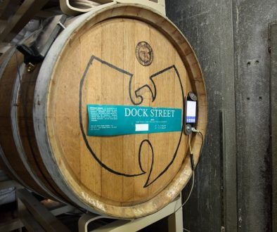 Dock Street Beer Ain't Nothing To Funk With Golden Saison