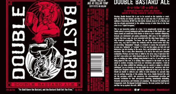 Double Bastard Ale 2015