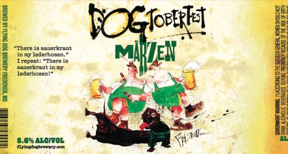 Flying Dog Dogtoberfest Marzen