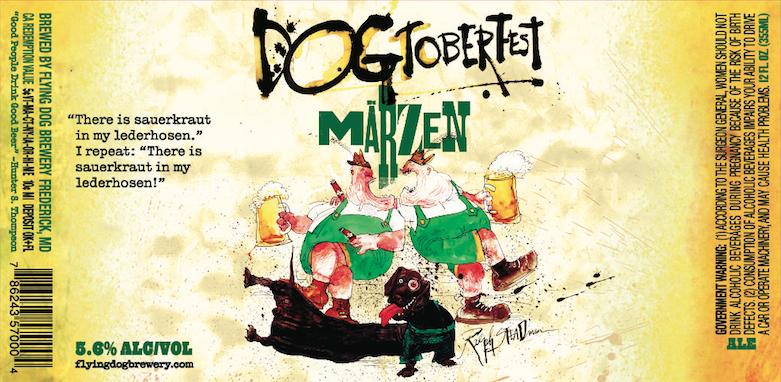 Flying Dog Dogtoberfest Marzen