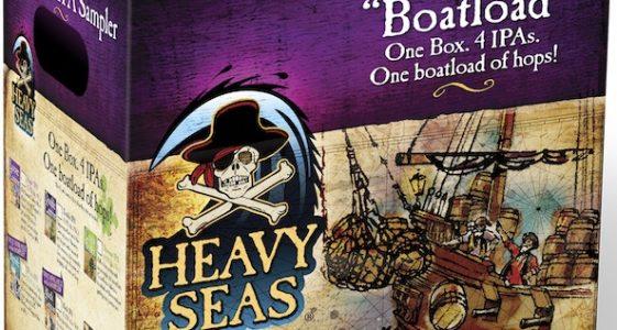 Heavy Seas Boatload IPA Pack