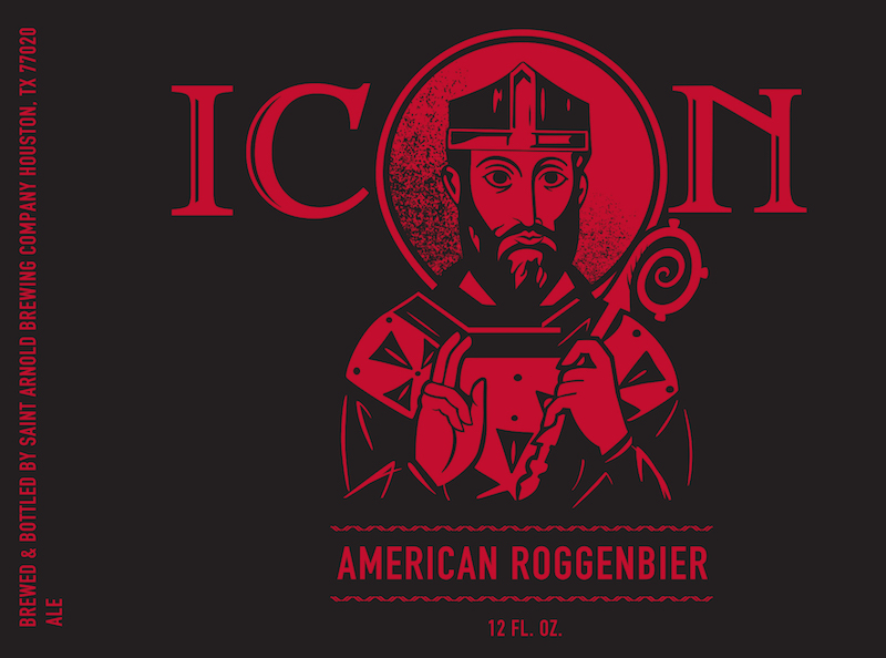 Saint Arnold Icon Red Roggenbier