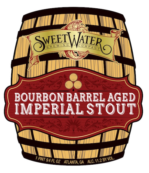 SweetWater Bourbon Barrel Aged Stout