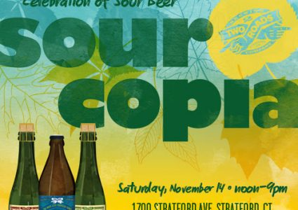 Two Roads Brewing - Sourcopia 2015