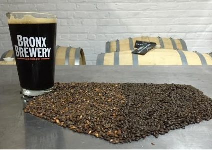 Bronx Brewery - On the Black Pale Ale