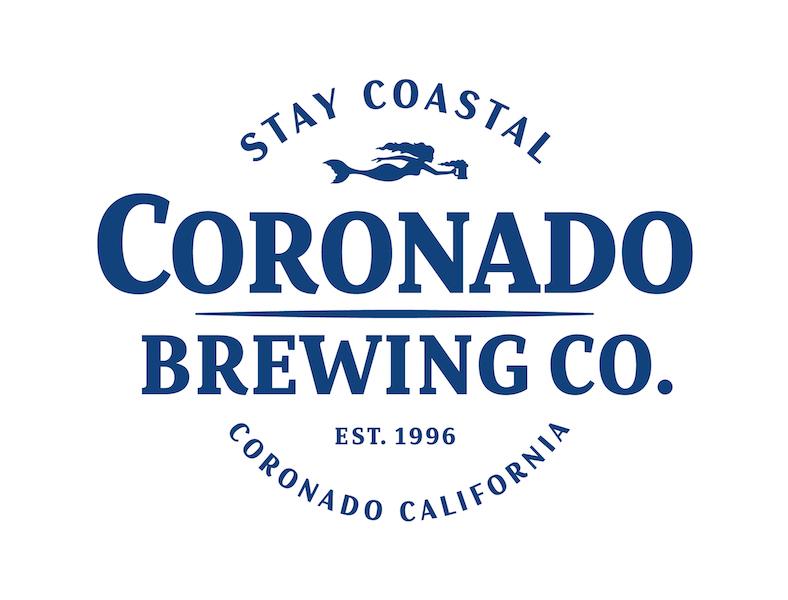 Coronado Brewing Company Logo 2015
