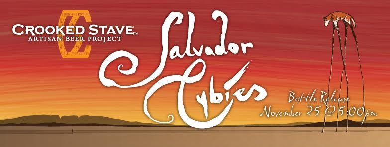 Crooked Stave - Salvador Cybies
