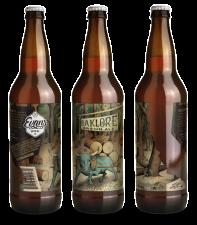 Evans Brewing - Oaklore Brown Ale