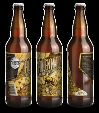 Evans Brewing - Pollen Nation Honey Blonde Ale