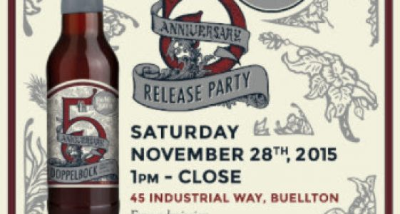 Figueroa Mountain Brewing 5th Anniversary