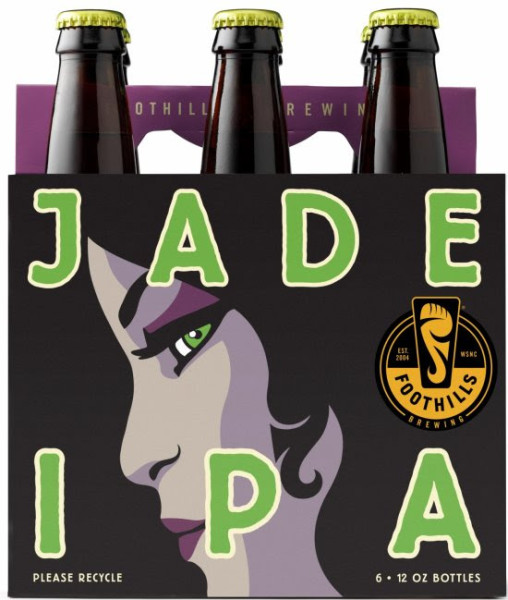 Foothills Jade IPA Six Pack