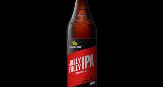 Green Flash Jolly Folly IPA
