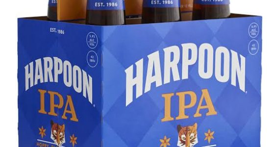 Harpoon Brewery - Harpoon IPA