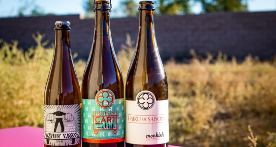 Highland Park Brewery and Monkish Brewing Co. Beers - Small