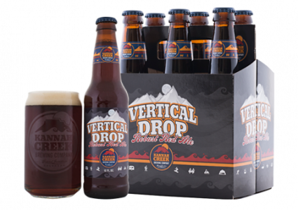 Kannah Creek Vertical Drop