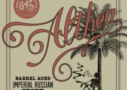 Palmetto Althea Label