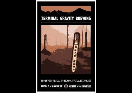 Terminal Gravity Big Burn IIPA