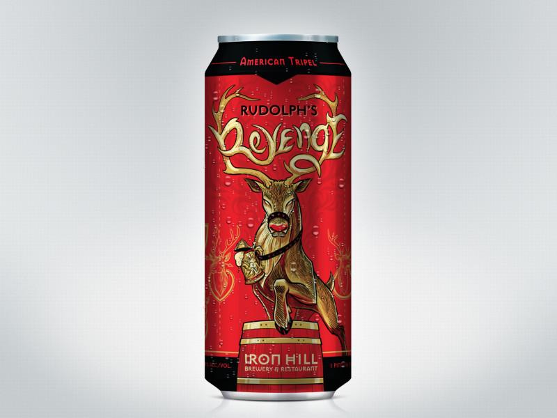 Iron Hill Brewery - Rudolph's Revenge