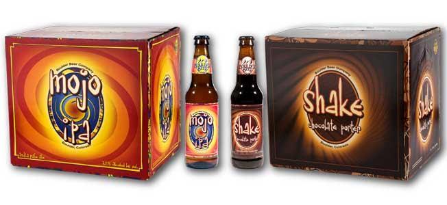 Boulder Beer Co. - Mojo IPA & Shake Chocolate Porter