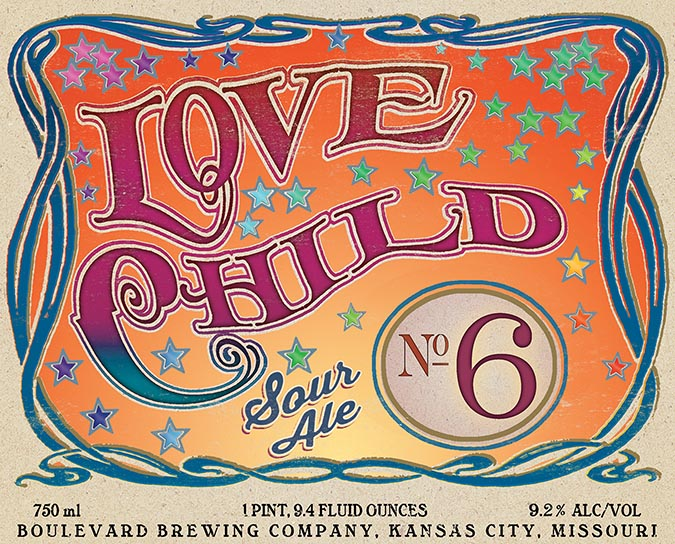Boulevard Love Child No. 6