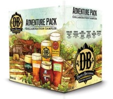 Devils Backbone Brewery - Adventure Pack Collaboration Sampler