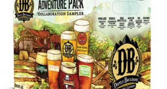 Devils Backbone Brewery - Adventure Pack Collaboration Sampler