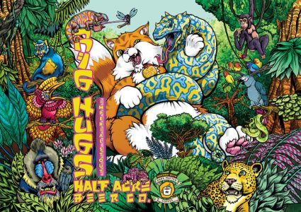 Half Acre Big Hugs 2015