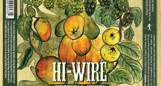 Hi-Wire Tropical Fruit