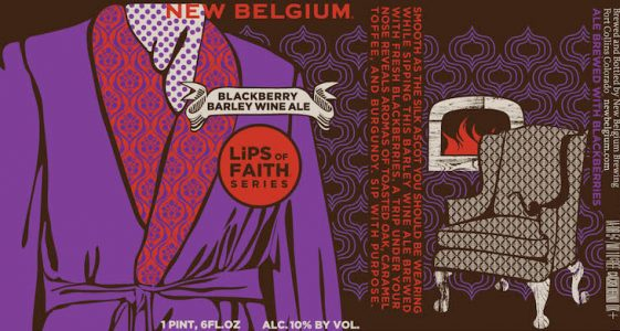 New Belgium Black Barley Wine