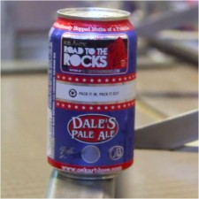 Oskar Blues Road to the Rocks - Dales Pale Ale