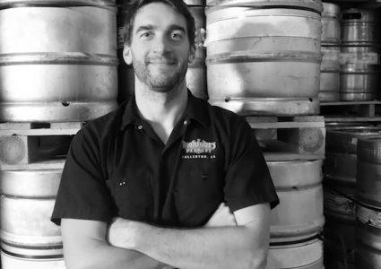 Robert Margalis Bootleggers Brewery