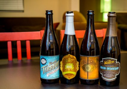 The Bruery Beers - Small