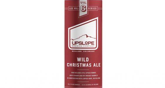 Upslope WIld Christmas Ale