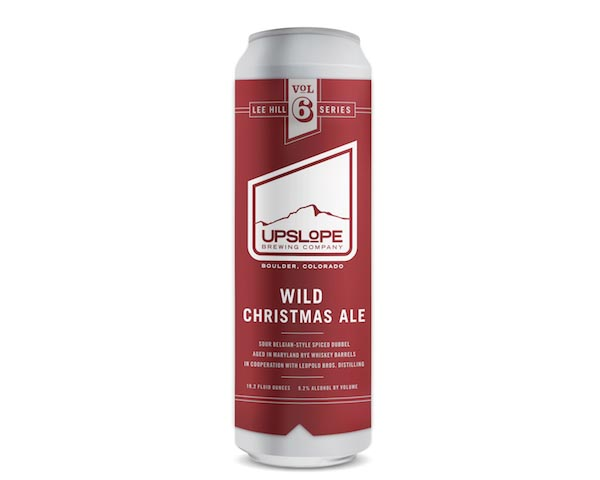 Christmas Ale.Upslope Brewing Wild Christmas Ale Sixth Volume Of Lee Hill Series Thefullpint Com