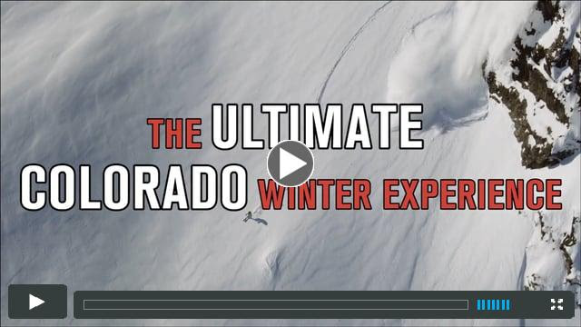 Oskar Blues / Icelantic The Ultimate Colorado Winter Experience