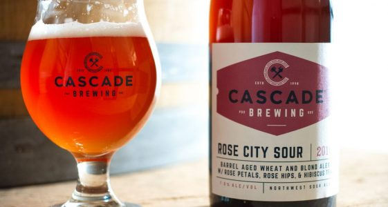 2016 Rose City Sour