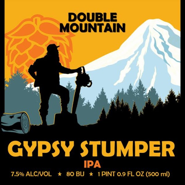 Double Mountain Brewing - Gypsy Stumper IPA