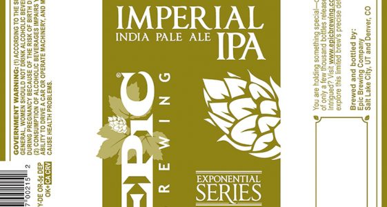 Epic Imperial IPA