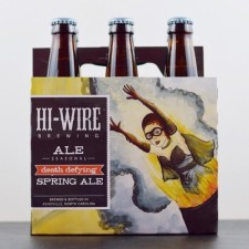 Hi-Wire Brewing - Death Defying Spring Ale 6 pack