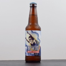 Hi-Wire Brewing - Death Defying Spring Ale Bottle