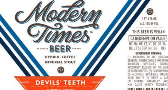 Modern Times Devils Teeth