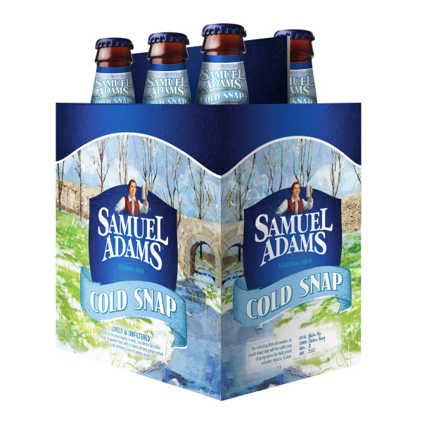 Sam Adams - Cold Snap (6 pack)