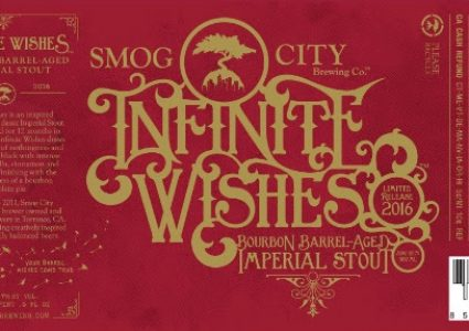 Smog City Brewing - Infinite Wished 2016