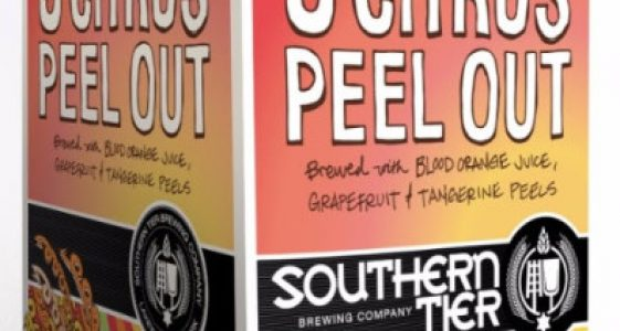 Southern Tier Brewing - 3 Citrus Peel Out